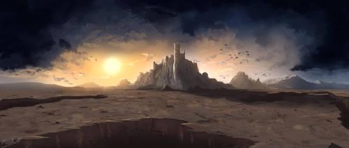 Lords Of Wasteland by FrankAtt