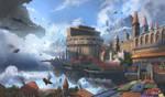 Sky Capital by FrankAtt