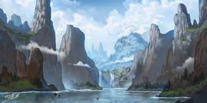 Morsasfjord by FrankAtt