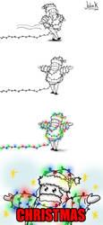 Merry Christmas by Juuria66