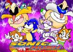 Sonic Rush, the Animated Serie by Jamesaragonastudios