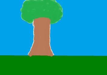 Tree by Serrara