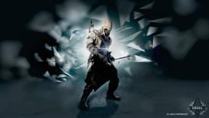 Assassins Creed 3 Wallpaper Dark vers. by ersel54