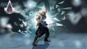 Assassins Creed 3 Wallpaper light by ersel54