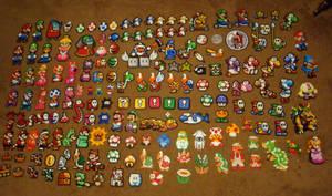 Mario Perler Collection by Pika-Robo