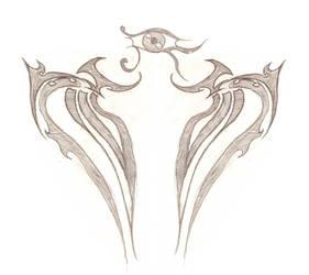 tattoo design 1 by Shen17000
