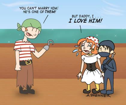 Forbidden Love by HinoNeko