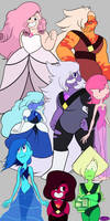All Of The Gems.  yes. by BecauseImPink