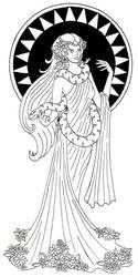 Art Nouveau by Lunatiger