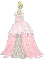 The Ballerina by Lunatiger