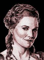 Lucy Lawless- Lucretia by saintaker