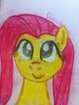 Fluttershy I draw by rcboy17
