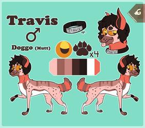 Travis Reference by NightmaresBeginHere