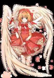 Sakura Kinomoto-render by LcyHi