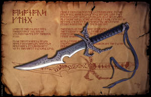Legendary Weapon by Werlioka