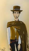 The Man with No Name by PunkGirl-Simeone