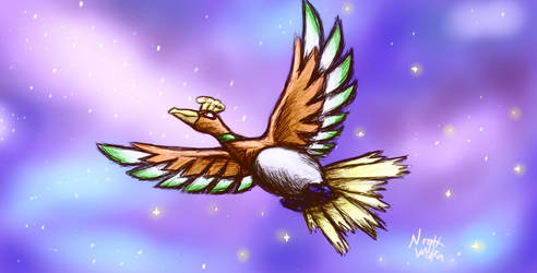 HO-OH by NightWolfa
