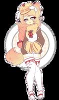 Adop doggie pancake ::CLOSED:: by AlexRockCat