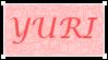 Yuri Stamp by kumapastrychef