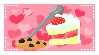 Sweets Stamp by kumapastrychef