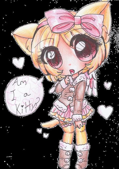 Am I a Kitty? by kumapastrychef