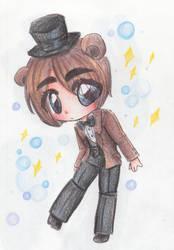 Gift~ Freddy by kumapastrychef
