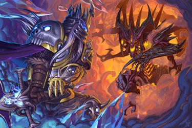 Heroes of the Storm by kajinman
