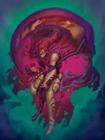 Specter Knight by kajinman