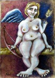 Cupida by EsglaiArt