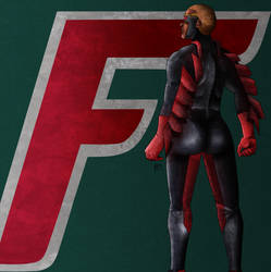 F is for Falcon by alston123