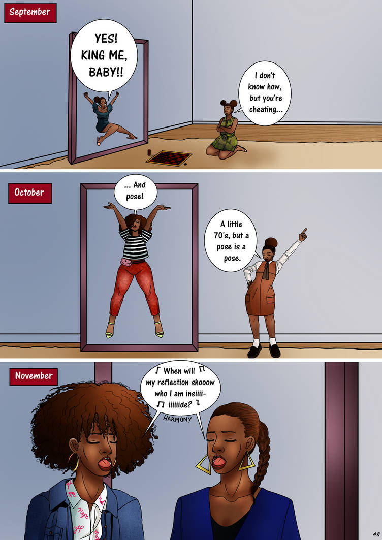 Cardinal Traits Page 48 by alston123
