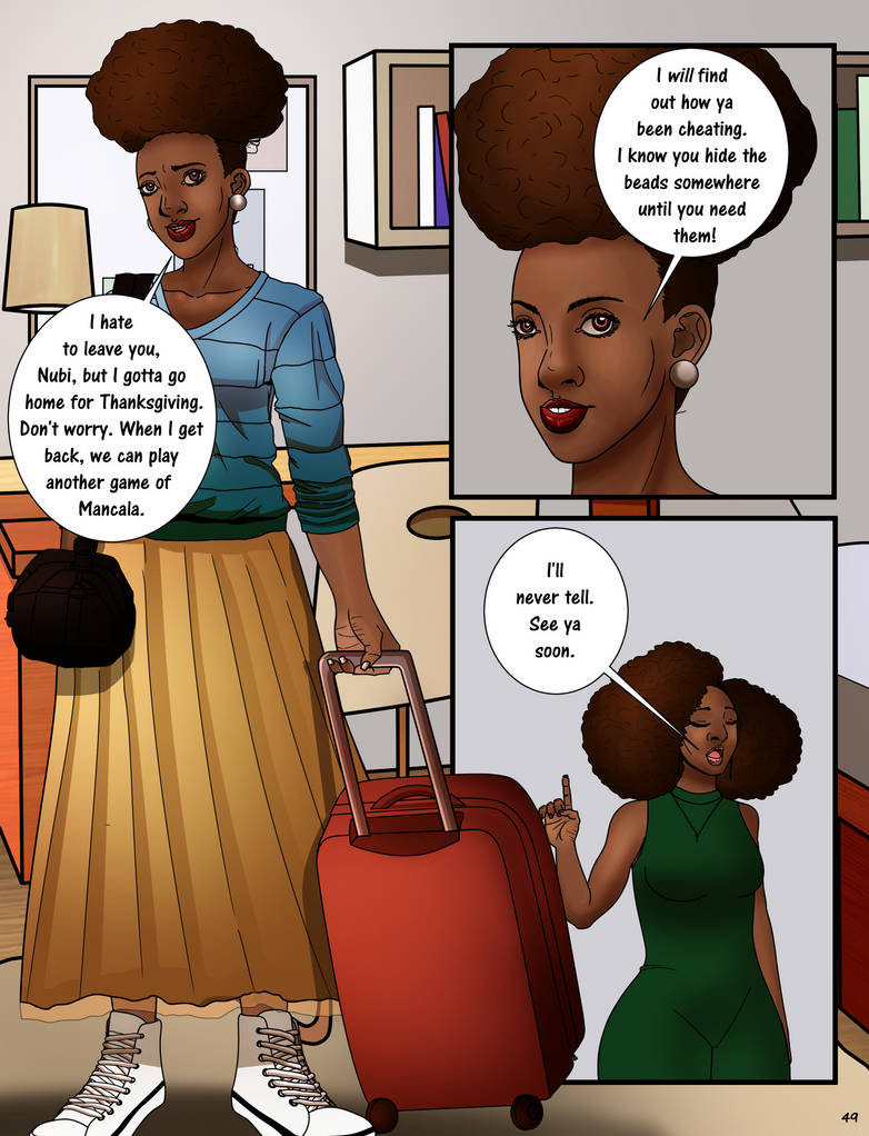 Cardinal Traits Page 49 by alston123