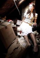 forgotten doll III by Asiaglocke