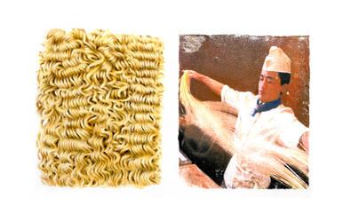 Ramen - instant vs. homemade by Asiaglocke