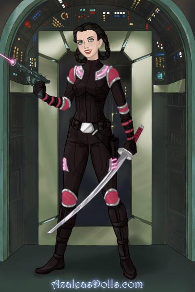 Star Wars Talia Wayne By Demon Girl From Hell On Deviantart