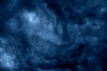 Nuage Bleu Ondule Un by dakotapearl