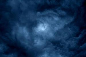 Nuage Bleu Ondule Deux by dakotapearl