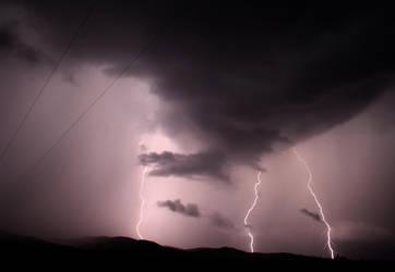 Lightning 4 by dakotapearl
