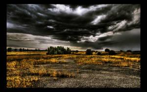 New Roads in the Sky by dakotapearl