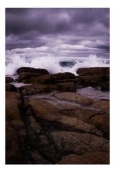 Tassie Rocks by dakotapearl