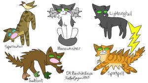 Warriors Cats Names Taken Literally 8 by bestsk8eva