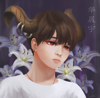 Hua Chen Yu by beobeo1411