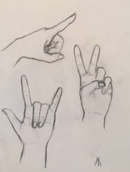 Hands by azul013