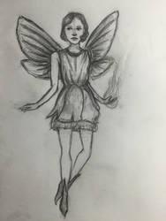 Fire Fairy by azul013