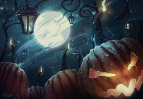 Halloween 2014 #2 by Frostwindz