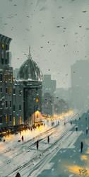 Boulevard by Frostwindz