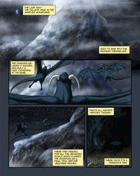 Dark Wings: Eryl Page 00-01 (redux) by Flowerlark