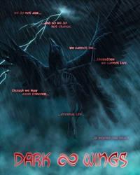 Dark Wings: Eryl - Cover by Flowerlark