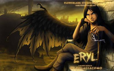 Eryl Volume Cover by Flowerlark