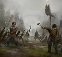Macbeth by crowbbit